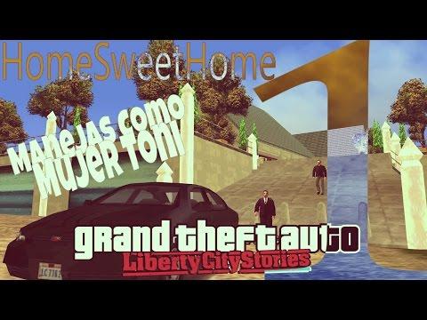 Grand Theft Auto: Liberty City Stories   HomeSweetHome   Misión 1