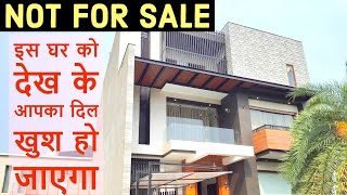brand new luxurious villas 4 bedroom triple story with best design interior and woodwork