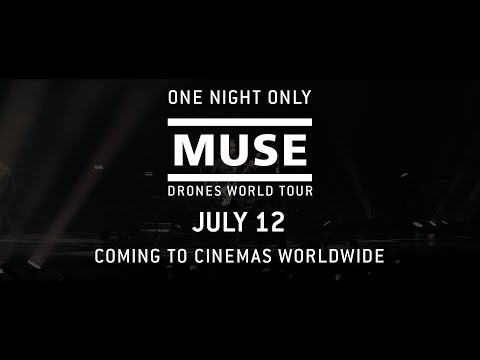 Crate - Check out this new clip from Muse's 'Drones World Tour' Movie