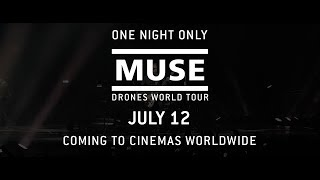 Muse Drones World Tour  Psycho Teaser In... @ www.OfficialVideos.Net