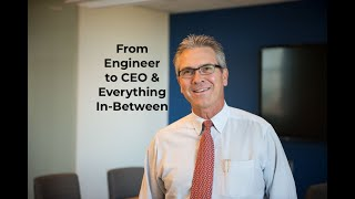 From Engineer to CËO and Everything In-Between