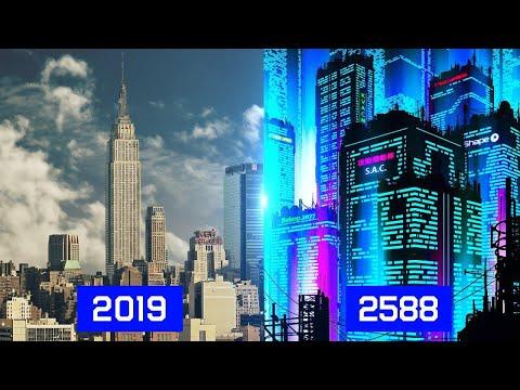 БУДУЩЕЕ ГОРОДОВ. Где мы будем жить через 100 лет?