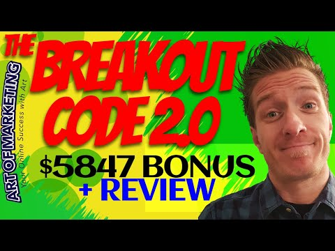 The Breakout Code 2.0 Review 🔰Demo🔰$5847 Bonus🔰The Breakout Code 2.0 Review🔰🔰🔰