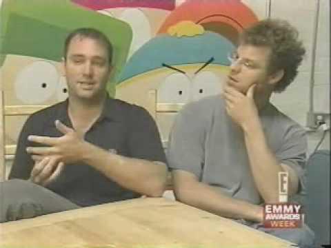South Park Emmy nomination 2002