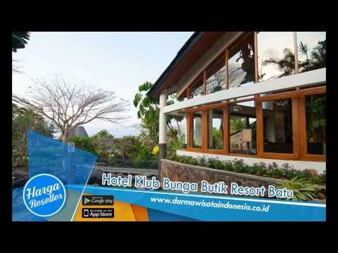 Keterangan Lengkap Reservasi Hotel Klub Bunga Butik Resort Batu Darmawisata Indonesia
