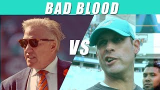 The Adam Gase & John Elway Feud