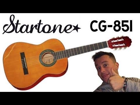 Unboxig STARTONE CG 851 (3/4) - Guitarra principiante Thomann