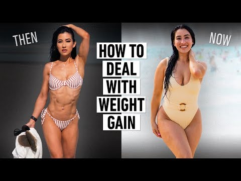 How To Deal With Weight Gain (Family, Friends, BF, Doctors, etc.)