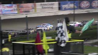 Racing | Volusia Speedway Park | IRON MAN 100 | ( PART 4 ) |  5-16-15
