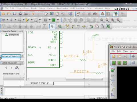 Cadence tutorial: operational amplifier design in cadence part 1b.