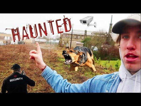 ABANDONED VILLAGE (security chase)