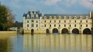 Франция, Замок Шенонсо, или Дамский Замок(Франция, замок Шенонсо, или Дамский Замок, из покон веков принадлежал дамам, самый элегантный замок долины..., 2016-03-05T09:30:00.000Z)