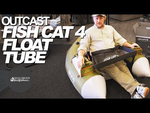 Outcast Fish Cat 4 Float Tube: Unboxing & Overview