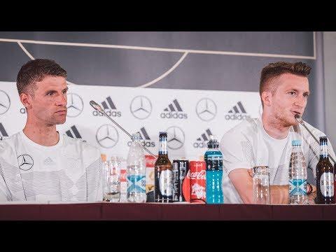 PK-Highlights mit Bierhoff, Müller und Reus