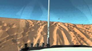 Big Red, Simpson Desert 2011, Australian Off Road Expedition Part 3