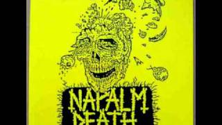 Napalm Death - Instinct of Survival (1985)