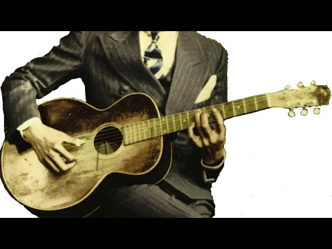 Overlooked No More: Robert Johnson, Bluesman Whose Life Was a Riddle