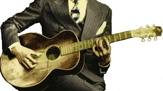 Rambling On My Mind [Remastered] ROBERT JOHNSON (1936) Delta Blues Guitar Legend