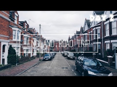 England Road Trip Day 2 | Canterbury is Awesome