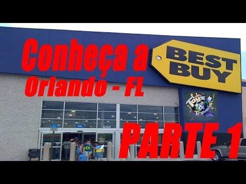 Conheça a BEST BUY de Orlando - parte 1 - Compre eletrônicos pelo melhor preço nos Estados Unidos