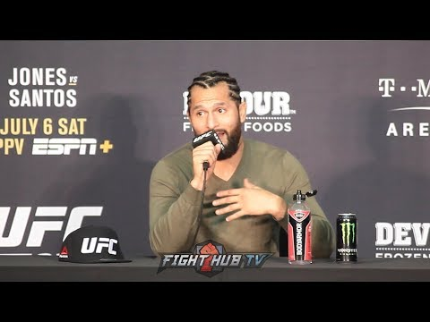 JORGE MASVIDAL TALKS RECORD BREAKING KO WIN OVER BEN ASKREN AT UFC 239