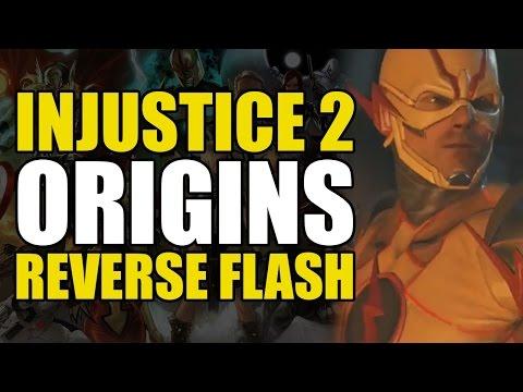 Injustice 2 Origins: Reverse Flash