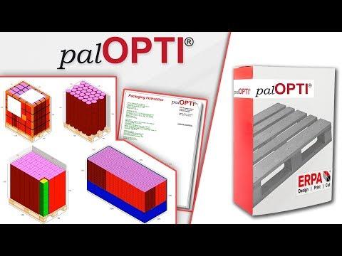 palOPTI - innovative cargo space optimisation by ERPA