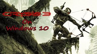 Download Video GameTest :  Crysis 3 on Windows 10 MP3 3GP MP4