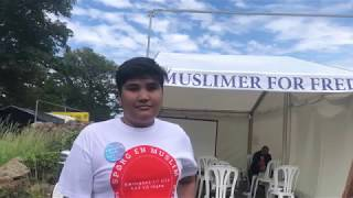 """Muslims For Peace"" event held in Denmark"