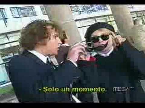 CQC BLONDIE INTERVIEW IN CHILE, 2004