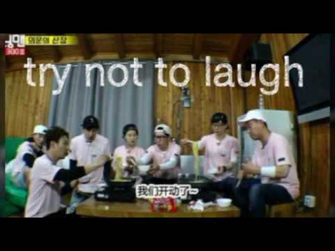 Running Man Korea Try Not To Laugh Challenge Incl