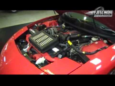 1997 Pontiac Firehawk LT4  only 1824 miles For Sale at Gateway