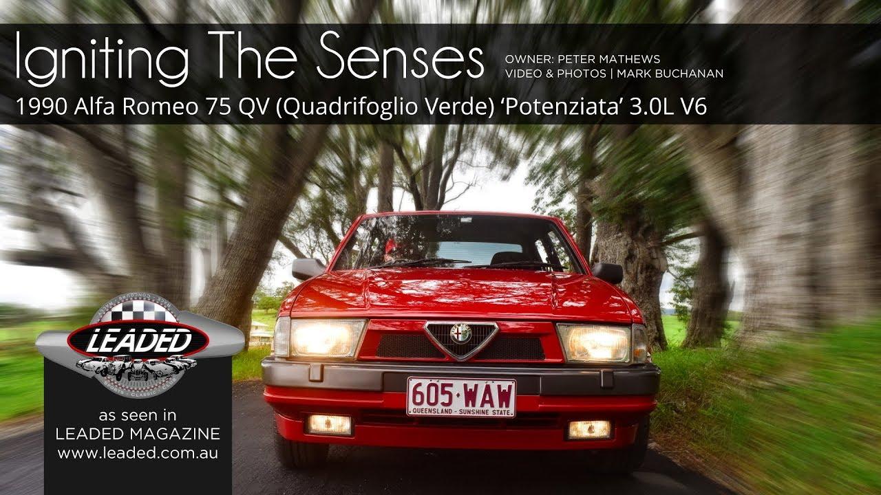 Alfa Romeo 75 3.0 Potenziata