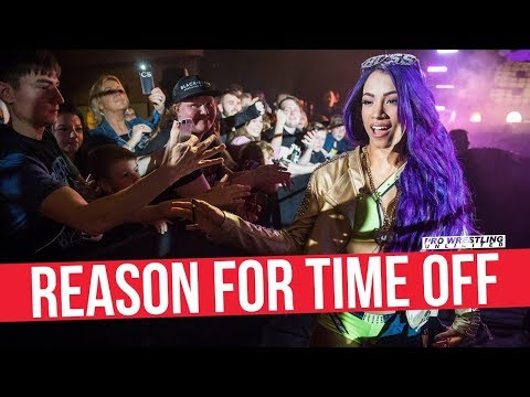 Sasha Banks Reveals Why She Recently Had To Take Time Off