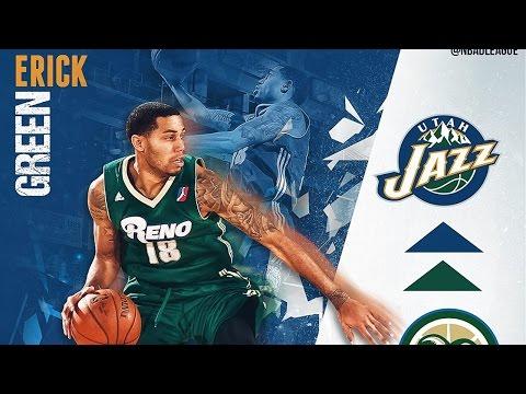 NBA D-League Gatorade Call-Up: Erick Green to the Utah Jazz