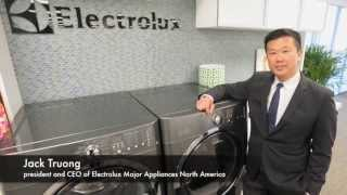 Electrolux fabric care R&D facility