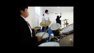 Graha Pujian Band - Satukanlah Roh Kami