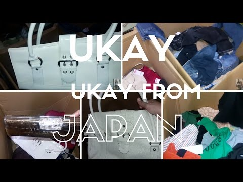 VLOG#115: UKAY UKAY FROM JAPAN | FheigesmundoVLOGS