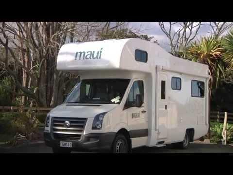 Video Clip Hay The New Voyager 4 Berth Campervan
