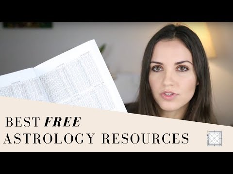Get Started in Astrology FOR FREE | Vedic & Western!
