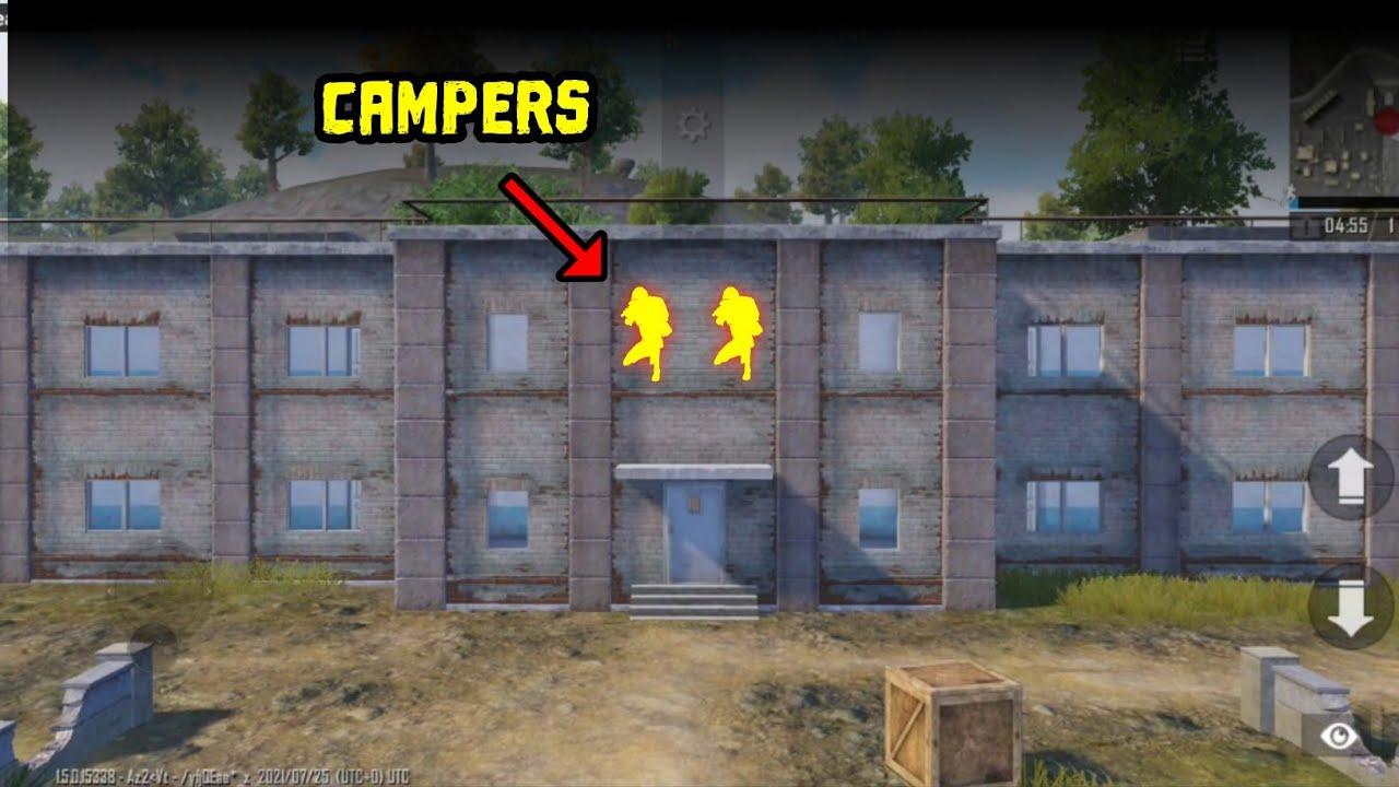 എങ്ങെനെ Campers നെ Easy ആയി അടിക്കാം!   Pubg tips & tricks