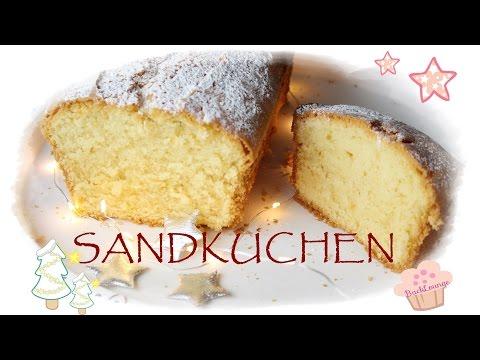DIY | Klassischer Sandkuchen | schnell & einfach  BackLounge Rezept