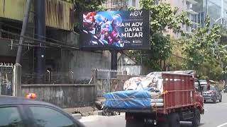 LED Videotron AOV - Cityloft Sudirman, Jakarta