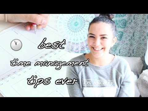 Best Time Management Tips for Students - How To Manage Your Time Better in College   Laurie Martel