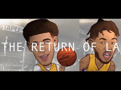 Lonzo Ball & Brandon Ingram: The Return of LA