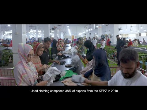The Used Clothing Industry in Pakistan
