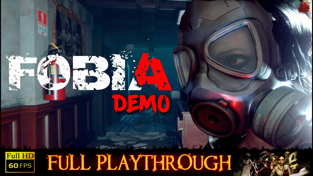 FOBIA - St. Dinfna Hotel | Full DEMO Gameplay Walkthrough No Commentary