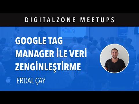 Google Tag Manager Ile Veri Zenginleştirme - Erdal Çay