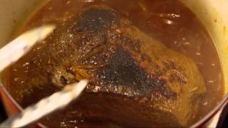 Beef Recipe - How To Make Sweet And Sour Brisket