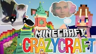 Dreamy Make-overs | Ep 27 | Minecraft Crazy Craft 3.0